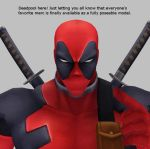 Deadpool gifs - What the..?? by dnxpunk
