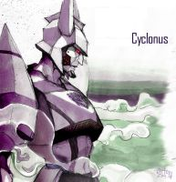 Cyclonus_TFA by atlops