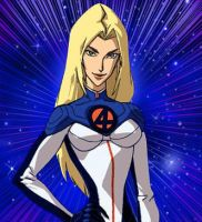 fantastic four worlds greatest heroes sue storm by kokba