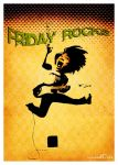 friday rocks by ArmandOrez