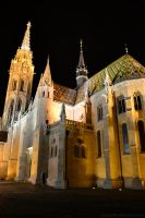 Matthias Church by Drazen1804