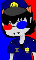 Sollux Coptor by CobaltCorsair