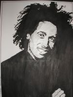 Bob Marley by Coffee58