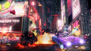 Saints Row 4 Wallpaper by Redliya