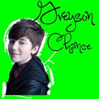 Greyson Chance PNG by IneedChances