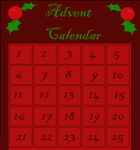 Advent Calendar- OPEN by ThunderLordess
