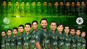 Team Pakistan by hamzahamo