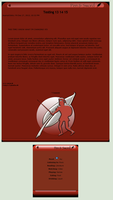 Pen and Sword CSS by CyphonFiction