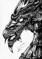Dragon Head by HyukkieLove