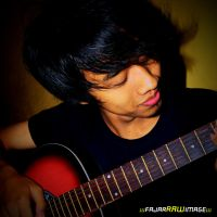 Me and My Guitar by fajaranf