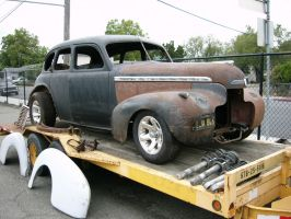 One Shell of a Chevy by RoadTripDog