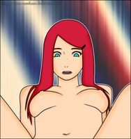 Kushina Sexy by Miss-Namikaze