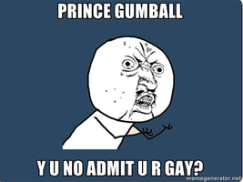 Prince Gumball by deathtofire