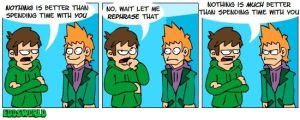 EWcomics No. 42 - Nothing by eddsworld