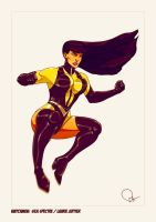 Watchmen: Silk Spectre by nirman