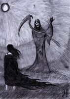 Saved by Reaper by hellduriel