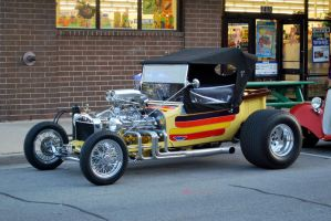 Ford Roadster by JDAWG9806