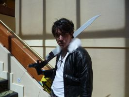 Squall by LuxiotheEchidna