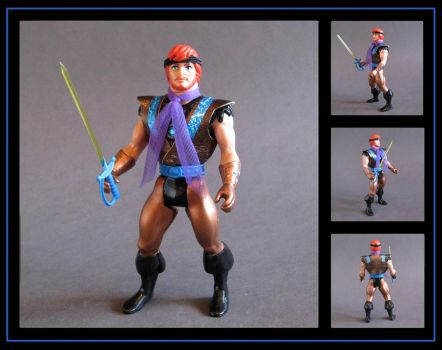 Sea Hawk (vintage POP style) custom figure by nightwing1975