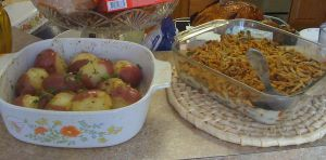 Side dishes by LunarBerry