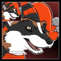 Rapscallion Head Shot Icon 2012 by AirRaiser