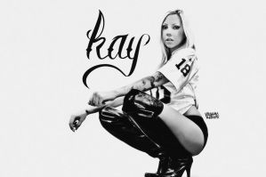 Kay by GrahamPhisherDotCom
