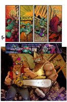 TMNT by puzzlepalette