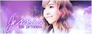Jessica, Ice Princess by helloworld409