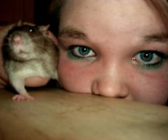 Ratty by Alesana32