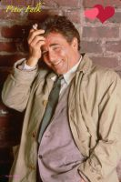 Peter Falk by HalloweenMAGE