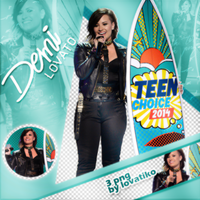 PNG Pack (35) Demi Lovato by Lovatiko
