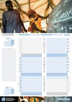 Calendar template 2 by Fredk01