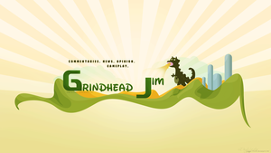 Grindhead Jim's Banner. by jugga-lizzle