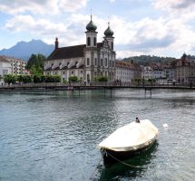 St Francis of Lucerne by smallsofthamish