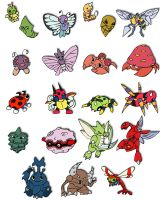 Bug Pokemon