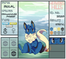 Heaven's Hills: Pascal by alsoword