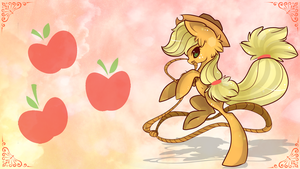 Free To Use.::.Applejack Desktop by Sutexii