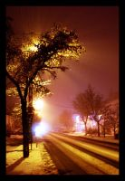 Snow lights by rdevill