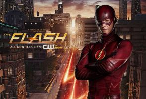 The Flash poster (Fan-made) by CountIS