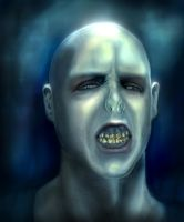 Lord Voldemort by dividedmind