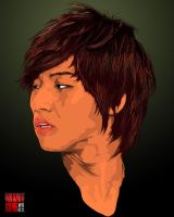 Daesung Green by maddaluther