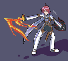 No One Can Defeat My Blade by TheAngelRaine