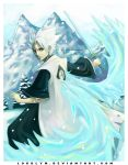 Hitsugaya by Lokklyn