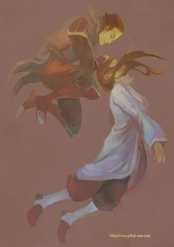 Brother (spoilers for Legend of Korra) by nuu