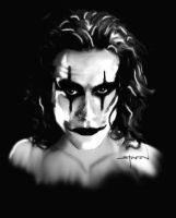 The Crow by StevenWilcox