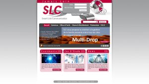 www.SLC.net Web Site Template by maalem31