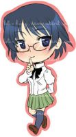 Katawa Shoujo - Shizune by Loli-King