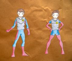 character designs by JMCTLH