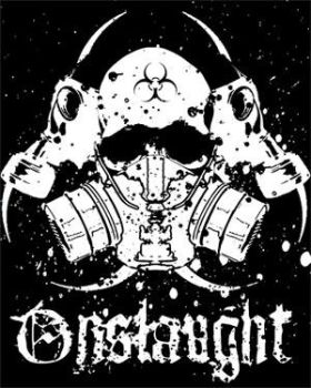 Onslaught Apparel: Biohazard by DarkPhoenixFri13