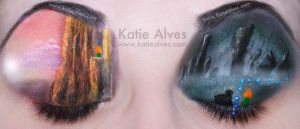 Brave Eyes by KatieAlves